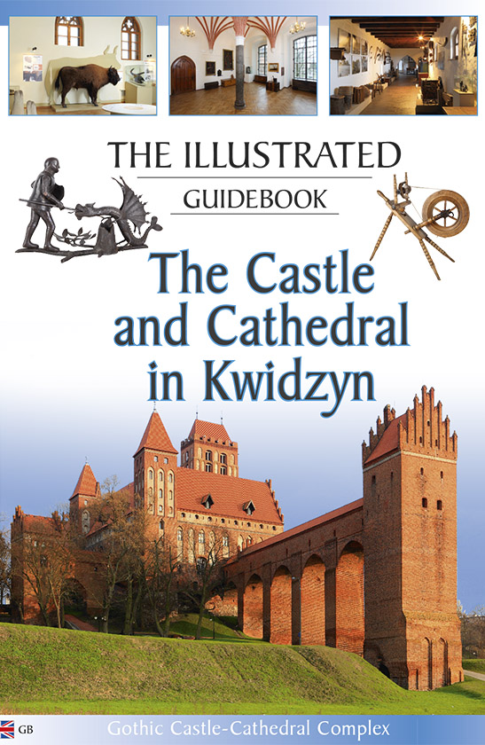 Kwidzyn Castle Cathedral guide cover